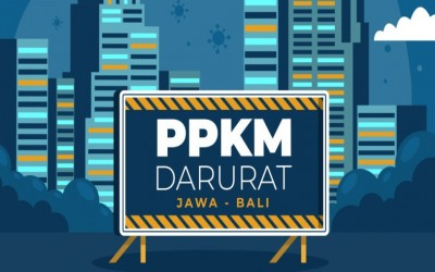 Pemberlakuan Pembatasan Kegiatan Masyarakat (PKKM) Darurat