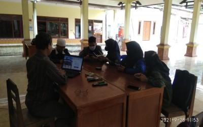 Kuliah Outdoor Jaringan Komputer SI3A